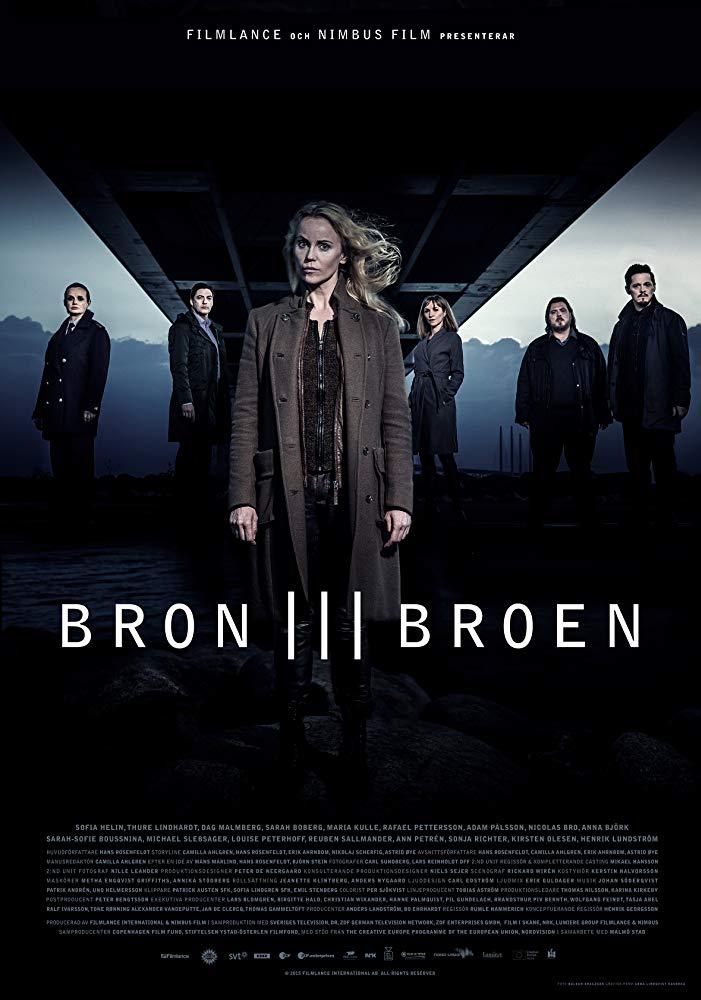 Bron Denmark TV show - NordiskTv BoxTV