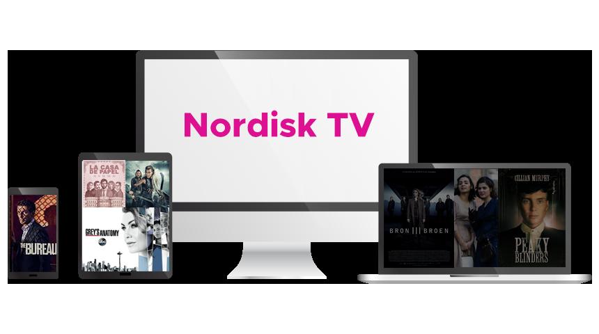 NordiskTv Skandinavian TV box